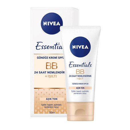Nivea BB Cream Açık Ton