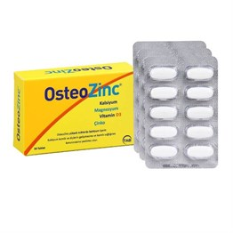 OsteoZinc 30 Tablet