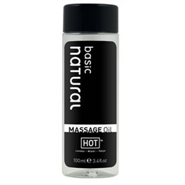 Hot Massage Basic Naturel 100 ml