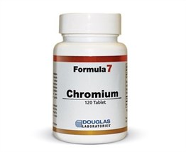 Formula 7 Chromium 120 Tablet