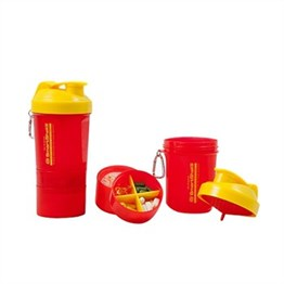 SmartShake The Original SunFire Edition Shaker 600ml
