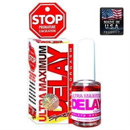 Stop Ultra Maximum Delay Sprey