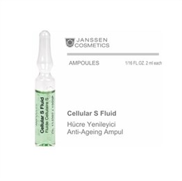 Janssen Cosmetics Cellular S Fluid Ampul 2 ml