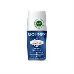 Bionnex Perfederm Deomineral Roll-on For Men 75 ml