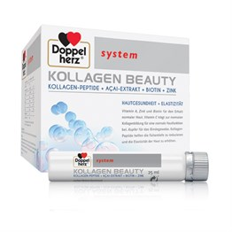 Doppelherz System Kollagen Beauty 30 Flakon