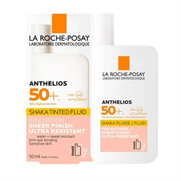 La Roche-Posay Anthelios Shaka Tinted Fluid SPF 50+ 50 ml
