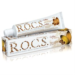 ROCS Coffee - Tobacco Diş Macunu 60 ml