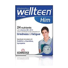 Wellteen Him 30 Tablet