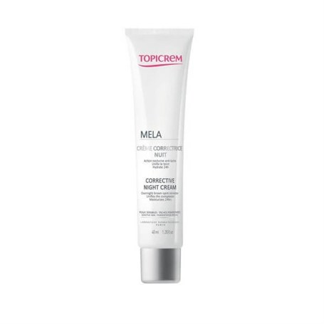 Topicrem Mela Corrective Night Cream 40 ml