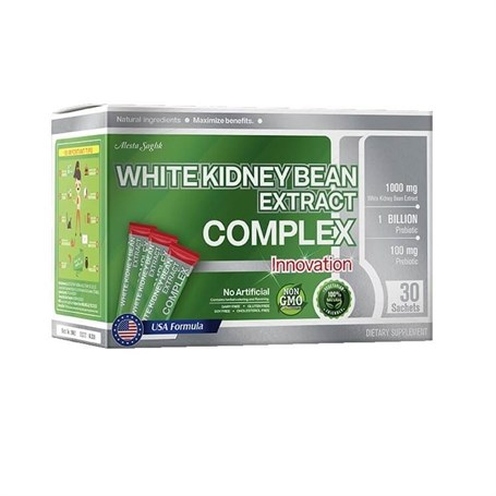 White Kidney Bean Extract Complex 30 Saşe